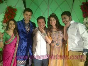 Tejswini Pandit wedding Photos (3)