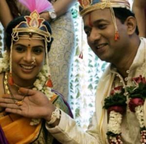 Aditi Sarangdhar Marriage - wedding Photos