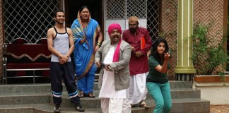 Just Gammat Marathi Movie Still Photos
