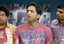 Amey wagh, Saksham kulkarni, Aroh Velankar - Ghanta marathi Movie
