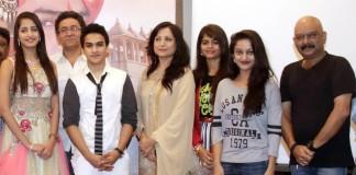 Faizal Khan and Kajal Sharma debut in Prem Kahani