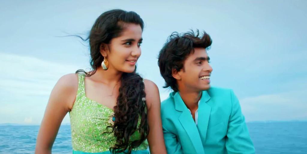 Prathamesh Parab & Ayli Ghiya - Moharale He Song - 35% Kathavar pass