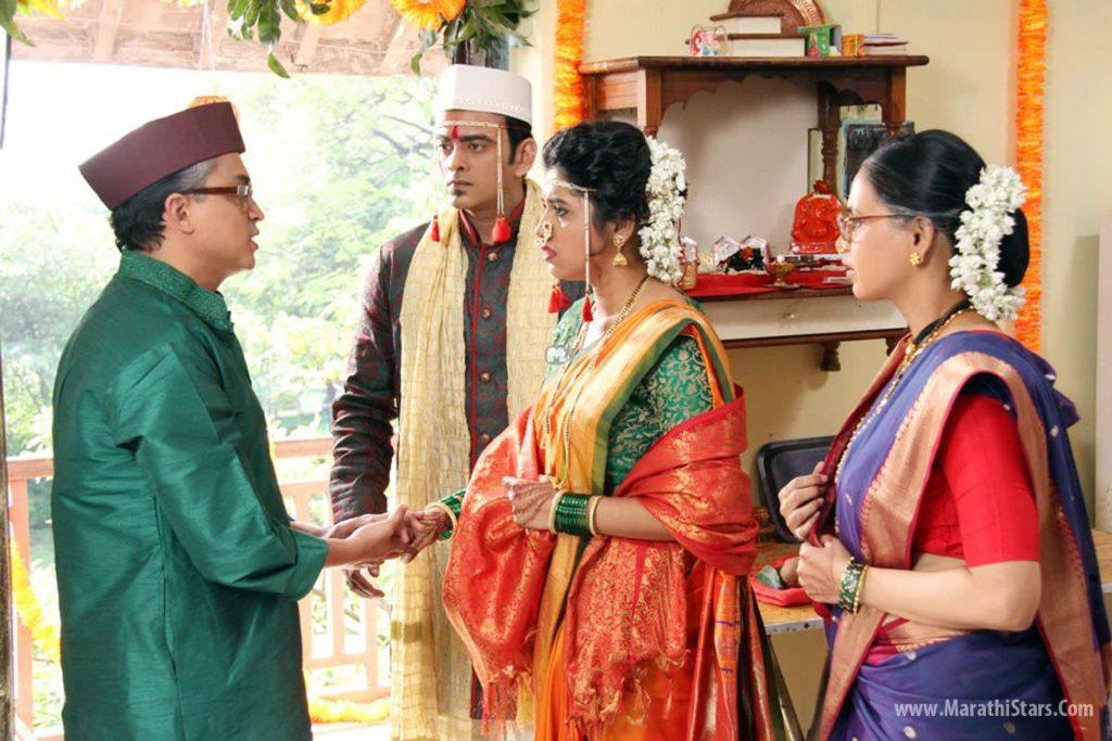 Damlelya Babachi Kahani Marathi Movie Still Photos