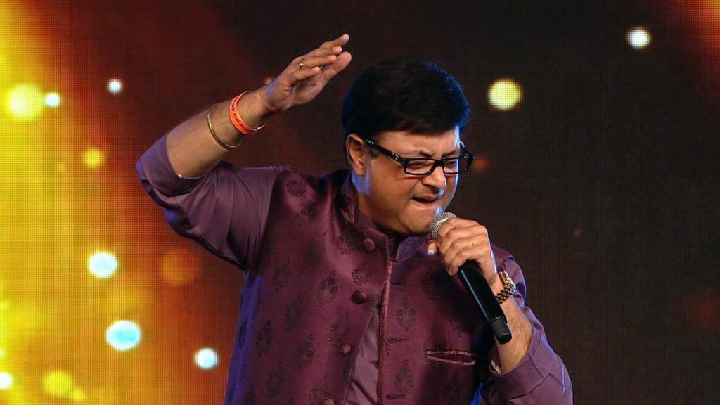 Sachin Pilgaonkar - MAAI awards show