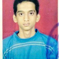 Amey Wagh childhood photo