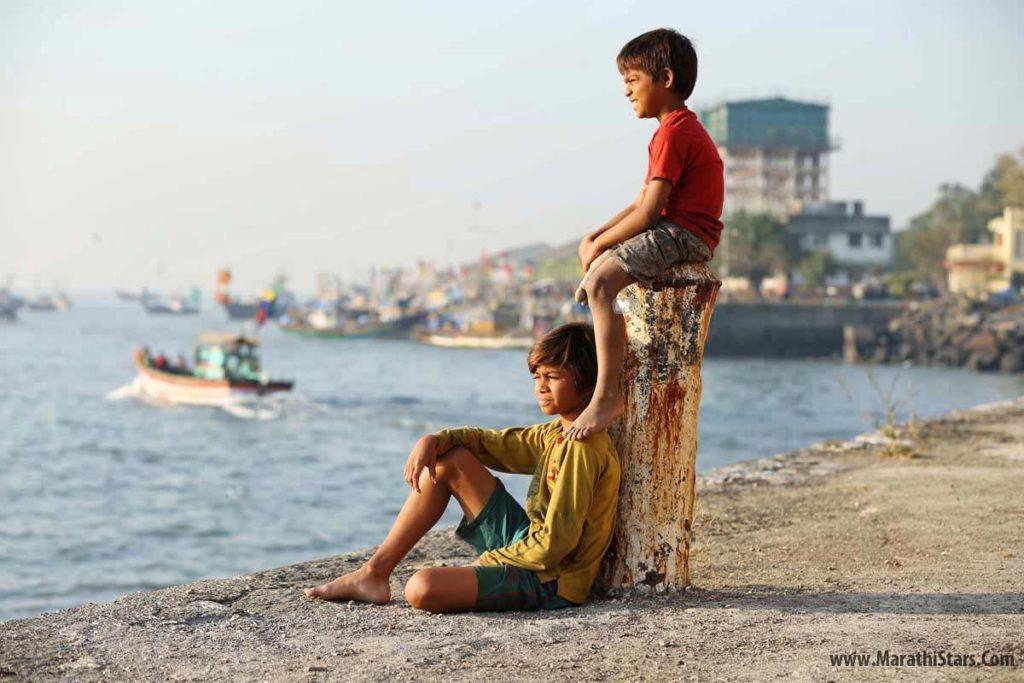 Half Ticket Marathi Movie Child Actors