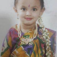 Ketaki Mategaonkar childhood photo