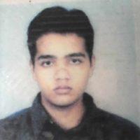 Nikhil Mahajan childhood photo
