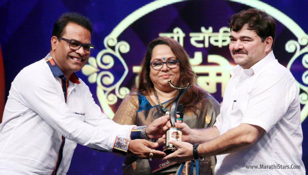 Prashant Damle - Zee Talkies Comedy Awards
