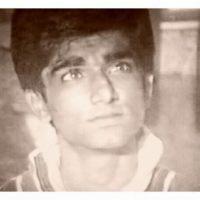 Santosh Juvekar childhood photo