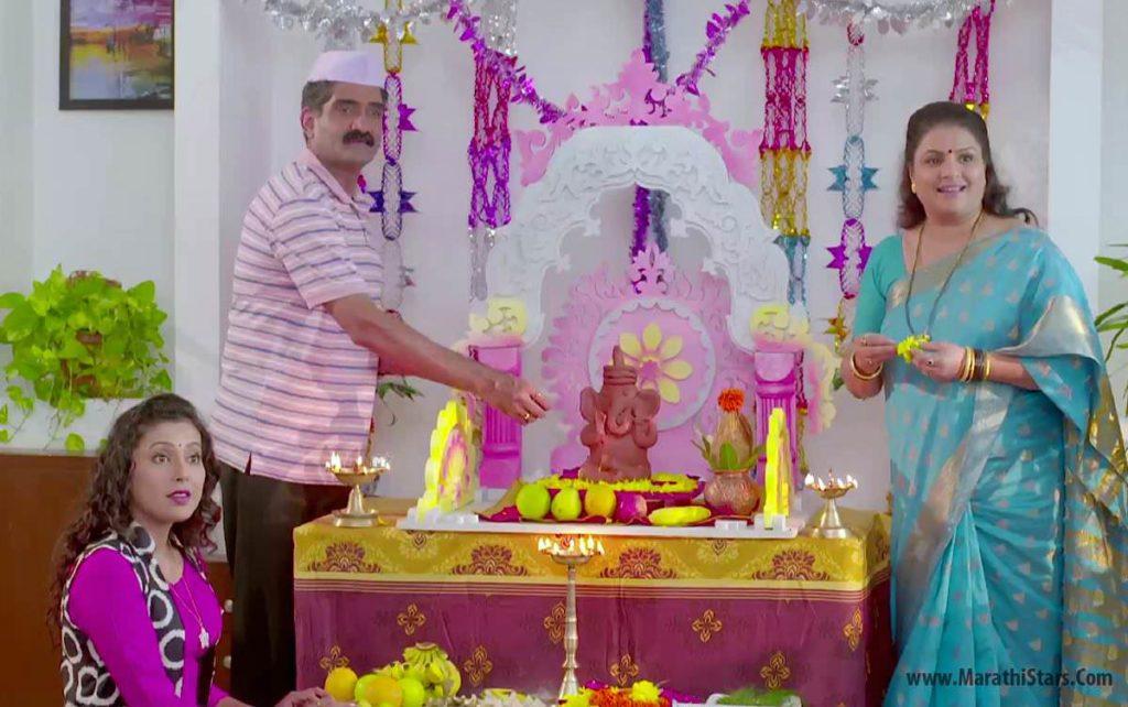 Shravanbal Rockstar Ganpati Celebration