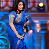 Best actress Iravati Harshe