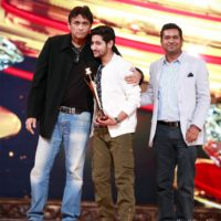 Peoples Choice Best Debu Actor Akash Thosar