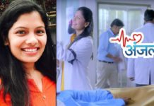 Zee Yuvas Anjali Starring Suruchi Adarkar - First Marathi Serial about Doctors