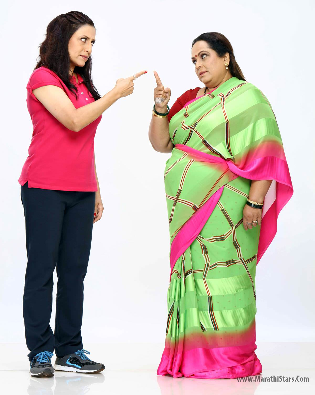 Gotya marathi serial