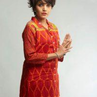 Mukta Barve as Ragini - Rudram Serial