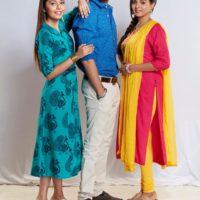 Amhi Doghi Serial Starcast