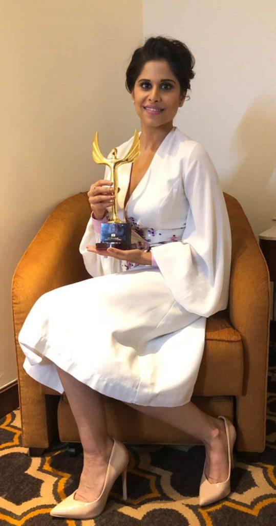 Sai Sai Tamhankar Savvy Award 2018