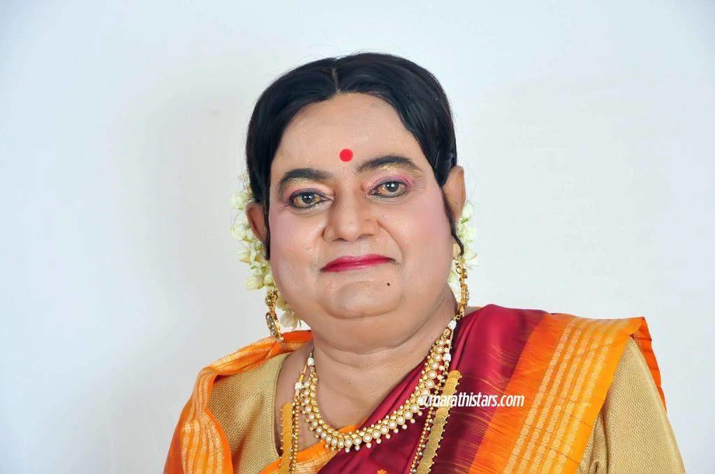 Vijay Chavan Marathi Actor
